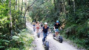 Mountain bike-Knysna-All-Terrain Scooter Tour of Garden Route National Park-3