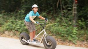 Mountain bike-Knysna-All-Terrain Scooter Tour of Garden Route National Park-5
