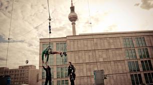 Bungee Jumping-Berlin-Sky Jump at the Alexanderplatz, Berlin center-5