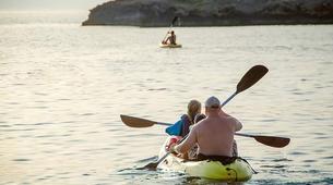 Kayaking-Chania-Kayaking Tour in Kalathas Beach, near Chania, Crete-2