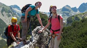 Via Ferrata-Rila-Via Ferrata on Kuklata Peak in the Rila Mountains-5