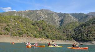 Kayak-Marbella-Excursión en kayak desde Marbella al lago de Istán-2