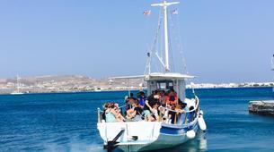 Snorkeling-Paros-Snorkeling boat excursion around Paros-2