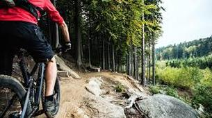 Mountain bike-Edinburgh-Adventure Mountain Biking at Glentress Forest, Tweed Valley near Edinburgh-5
