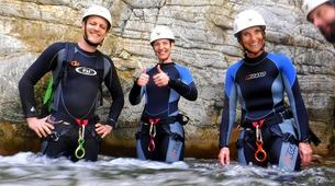 Canyoning-Heraklion-Canyoning in the Portela Gorge, Viannos in Southern Crete-2
