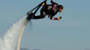 Flyboard / Hoverboard-Santorini-Hoverboarding session in Santorini-2