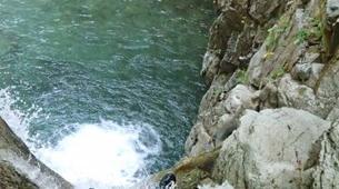 Canyoning-Pyrénées Atlantiques-Canyon of Bious-Gabas, Atlantic Pyrenees-3