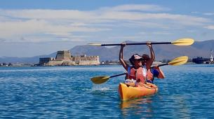 Sea Kayaking-Epidaurus-Sea Kayaking excursion to the sunken city of Epidaurus-3