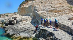 Coasteering-Chania-Coasteering in Chania, Crete-1