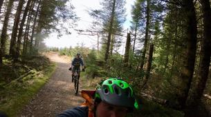 Mountain bike-Edinburgh-Adventure Mountain Biking at Glentress Forest, Tweed Valley near Edinburgh-1