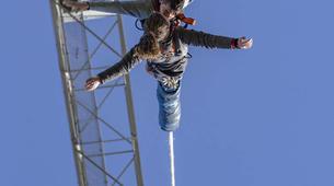Bungee Jumping-Lloret del Mar-Highest Bungee Jump in Spain (70m) in Lloret de Mar, Costa Brava-4