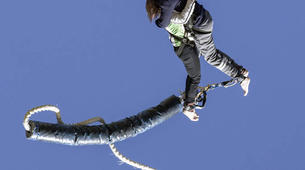 Bungee Jumping-Lloret del Mar-Highest Bungee Jump in Spain (70m) in Lloret de Mar, Costa Brava-2