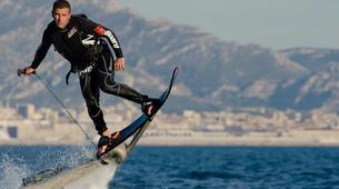 Flyboard / Hoverboard-Santorini-Hoverboarding session in Santorini-3