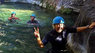Canyoning-Costa del Sol-Canyoning on the Guadalmina River near Marbella-2