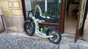 Scooter-Prague-E-Scooter tour through Prague and surrounding-6