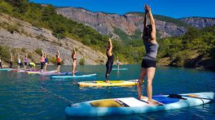 Stand Up Paddle-Lac de Serre-Ponçon-Excursion Stand-Up-Paddle sur le Lac de Serre Ponçon, Hautes Alpes-4