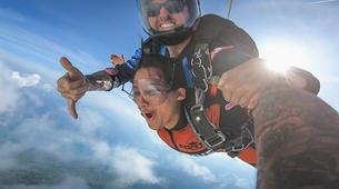 Skydiving-Interlaken-Tandem skydive over Interlaken, Switzerland-6