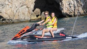 Jet Skiing-Heraklion-Jet Ski Safari and Snorkeling Tour in Heraklion, Crete-4