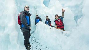 Glacier hiking-Fox Glacier-Fox Glacier heli hiking excursion-1