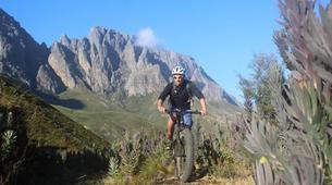 VTT-Stellenbosch-E-Fatbiking up Jonkershoek Nature Reserve, Stellenbosch near Cape Town-3