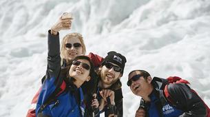 Glacier hiking-Fox Glacier-Fox Glacier heli hiking excursion-5