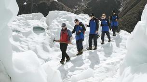 Glacier hiking-Fox Glacier-Fox Glacier heli hiking excursion-3