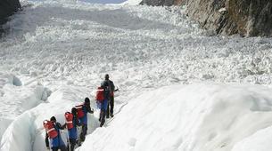 Glacier hiking-Fox Glacier-Fox Glacier heli hiking excursion-2