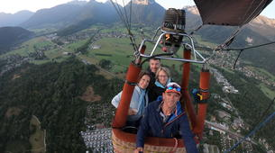 Hot Air Ballooning-Annecy-Hot air balloon flight over Annecy-5