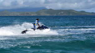 Jet Skiing-Kitts and Nevis-Jet ski Rental in St Kitts and Nevis-1