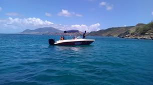 Snorkeling-Kitts and Nevis-Snorkeling excursion along St Kitts and Nevis coasts-6