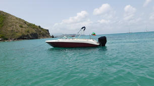 Jet Boating-Kitts and Nevis-Speed boat private charter in St Kitts and Nevis-4