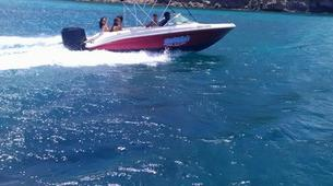 Jet Boating-Kitts and Nevis-Speed boat private charter in St Kitts and Nevis-2