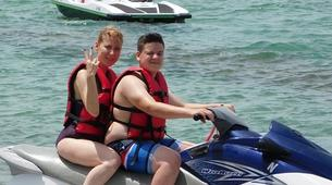 Jet Skiing-Kitts and Nevis-Jet ski excursion in St Kitts and Nevis-2