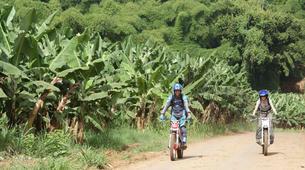 Motocross-Les Trois-Îlets-Moto Trial aux Trois Îlets, Martinique-1