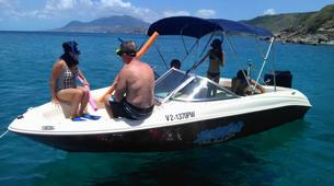 Jet Boating-Kitts and Nevis-Speed boat private charter in St Kitts and Nevis-5