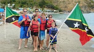 Snorkeling-Kitts and Nevis-Snorkeling excursion along St Kitts and Nevis coasts-5