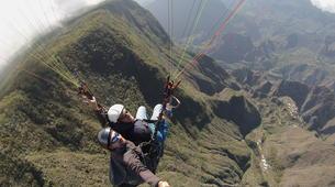 Parapente-Maïdo, Saint-Paul-Vol depuis Le Maido, La Réunion (2200m)-6