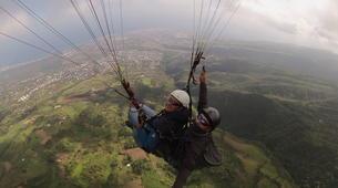 Parapente-Maïdo, Saint-Paul-Vol depuis Le Maido, La Réunion (2200m)-2