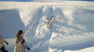 Raquette à Neige-Megève, Evasion Mont Blanc-Excursion en raquettes, Megève, massif du Mont-Blanc-3
