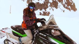 Snowmobiling-Andorra-Excursiones en motos de nieve en Ordino, Andorra-3