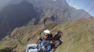 Parapente-Maïdo, Saint-Paul-Vol depuis Le Maido, La Réunion (2200m)-1