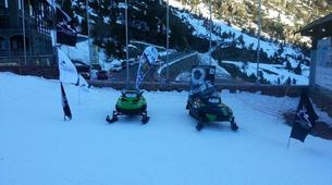 Snowmobiling-Andorra-Excursiones en motos de nieve en Ordino, Andorra-4