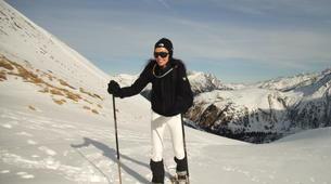 Raquette à Neige-Megève, Evasion Mont Blanc-Excursion en raquettes, Megève, massif du Mont-Blanc-5