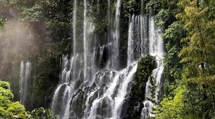 Canyoning-Rivière Langevin, Saint-Joseph-Canyon de Grand Galet sur l'île de La Réunion-3