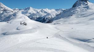 Helicoptère-Val Thorens, Les Trois Vallées-Vol panoramique privé en hélicoptère dans les Alpes depuis Val Thorens-3
