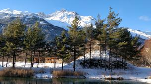 Snow Experiences-Val Cenis, Haute Maurienne-Ice Floating in Val Cenis, French Alps-2