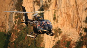 Helicoptère-Gorges du Verdon-Vol panoramique en hélicoptère dans les Gorges du Verdon-2