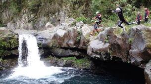 Canyoning-Rivière Langevin, Saint-Joseph-Canyon de Grand Galet sur l'île de La Réunion-2