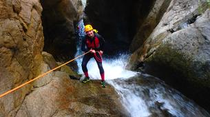 Canyoning-Nuria-Complete canyon gorgues del Núria Integral-2