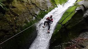 Canyoning-Rivière Langevin, Saint-Joseph-Canyon de Grand Galet sur l'île de La Réunion-1